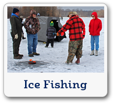 The awesome moraine state park attractions visit for Pa ice fishing