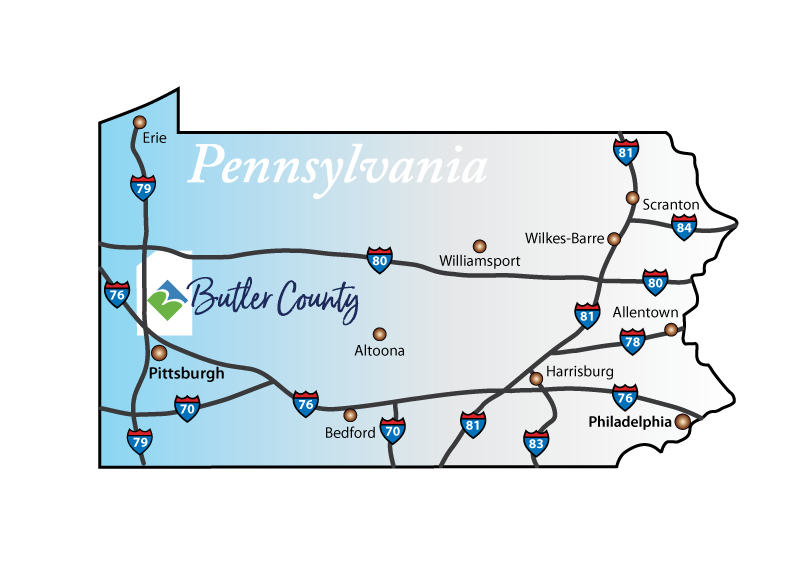 Butler County, PA - Just north of Pittsburgh! | Visit Butler