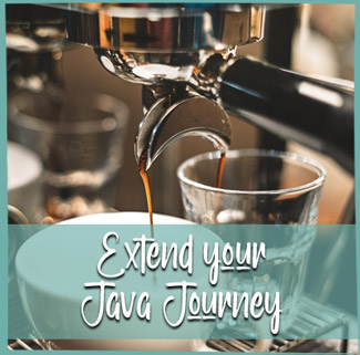 Extend your Java Journey