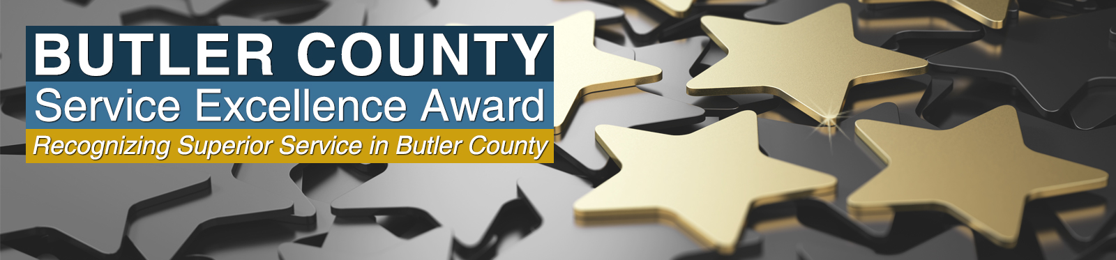 Recognizing Superior Service in Butler County – Superior Service Application Form