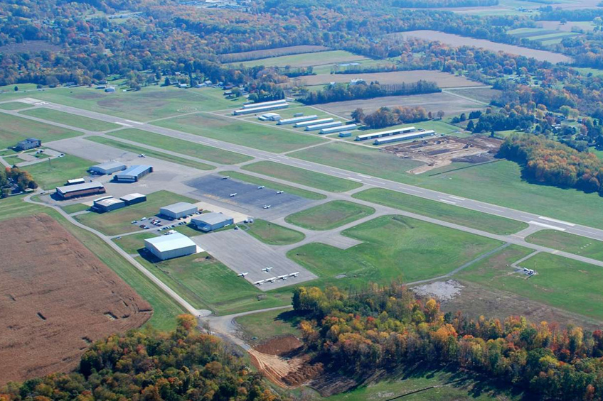 Pittsburgh-Butler Regional Airport - Services | Visit Butler County Pennsylvania!
