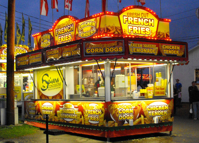 stadiums and arenas concessions design vgs online concession stand