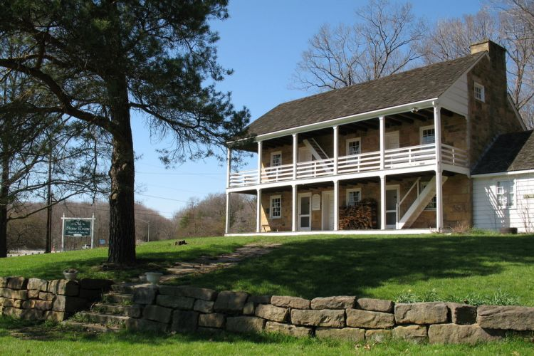 The Old Stone House Museum Attractions Visit Butler
