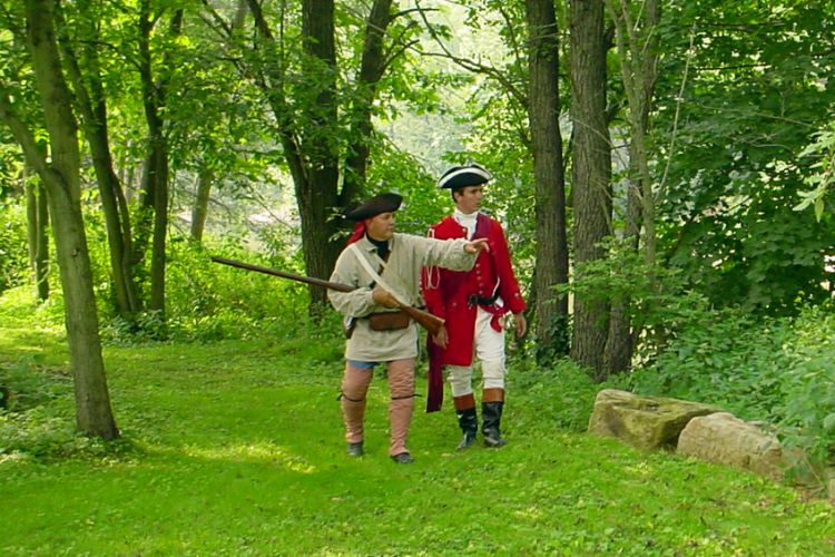 Washington's Trail - 1753 - Attractions | Visit Butler County ...