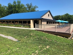 Historic Dance Hall at ARMCO Park