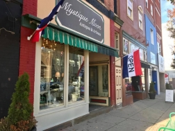 Mystique Moon Antiques & Artisans at 140 S Main Street, Butler, PA