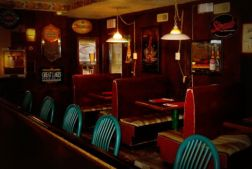 fishers bar interior